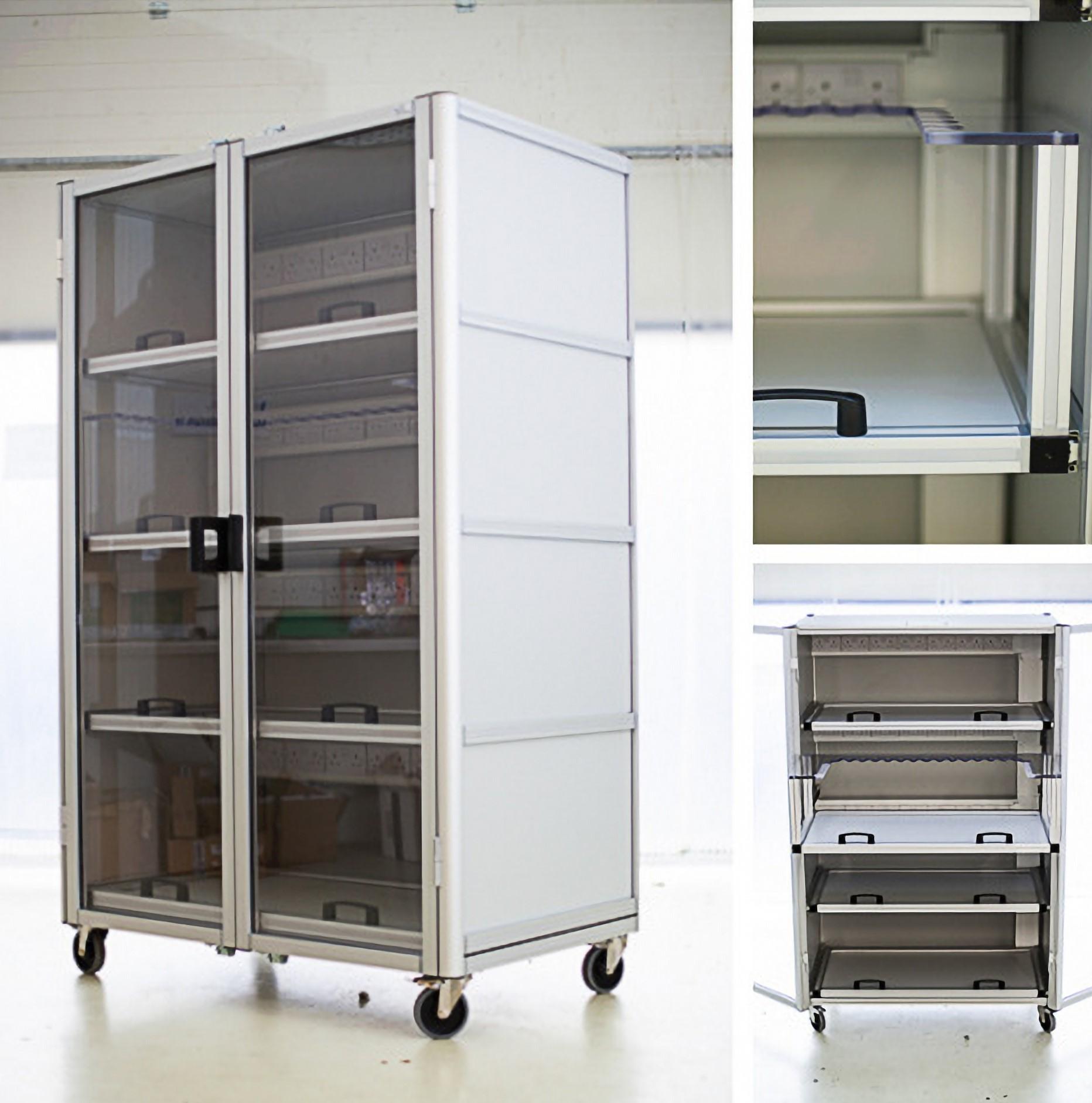 Lab Equipment Trolley