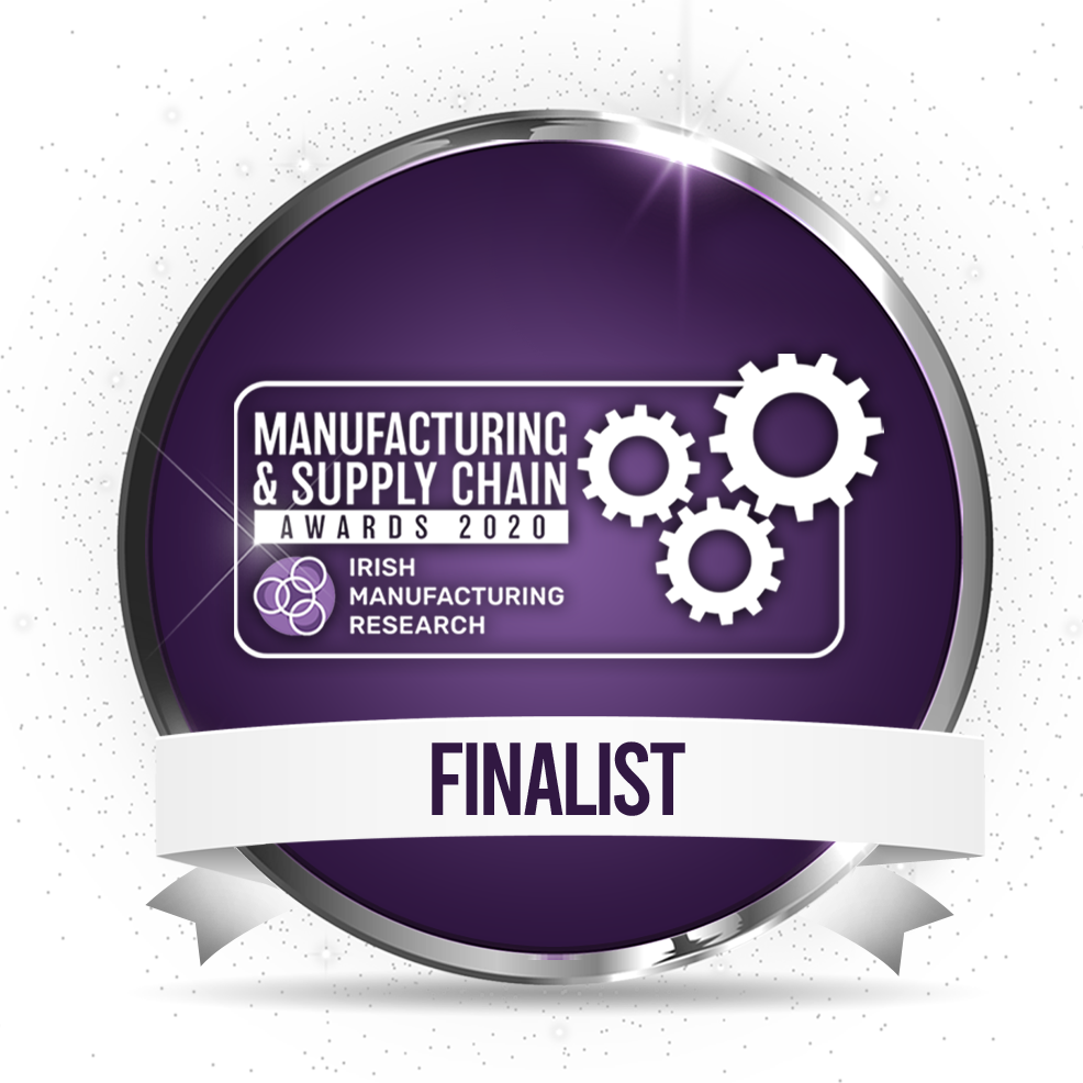 Manufacturing & Supply Chain Awards - Finalist