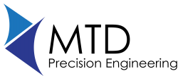 MTD Precision Engineering Logo