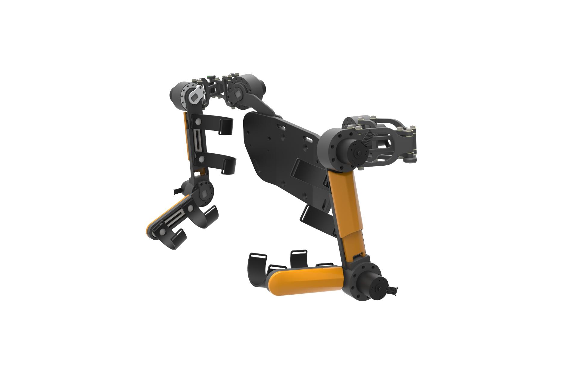Axo Suit – Exoskeleton