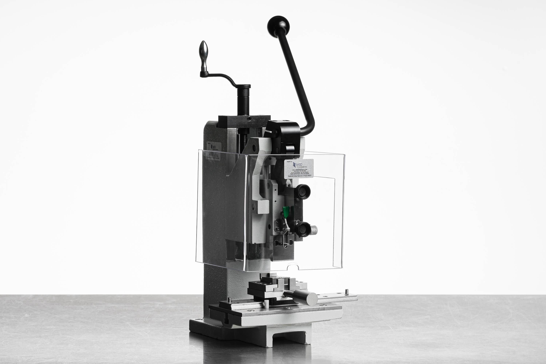 Needle Bending Press